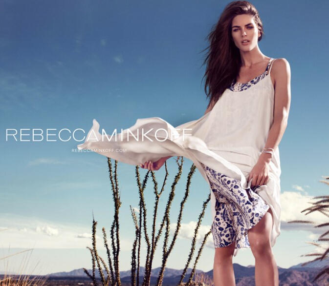 Up to 50% Off Women's Apparel @ Rebecca Minkoff