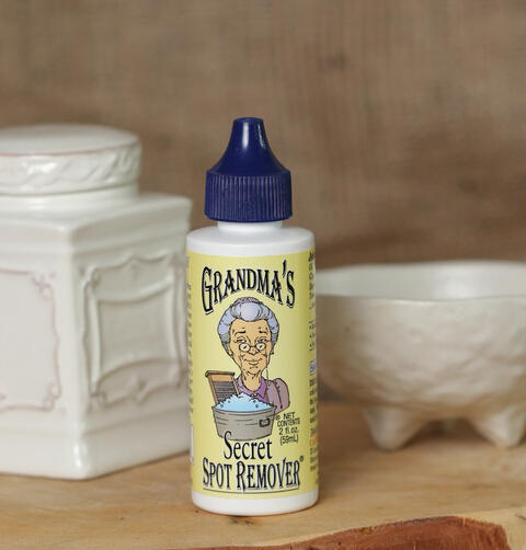 $4.21 Grandma's Secret Spot Remover, 2-Ounce