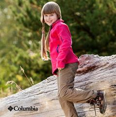 From $8 Select Columbia Girls' Jackets & Coats @ Amazon