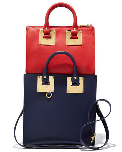 Up to $175 Off with Purchase of Sophie Hulme Handbags @ Saks Fifth Avenue