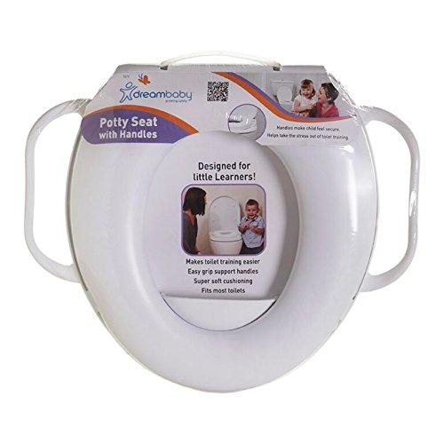 Dreambaby Potty Seat with Handles White