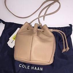 Cole Haan Felicity Mini Draw-string Cross-Body Bag