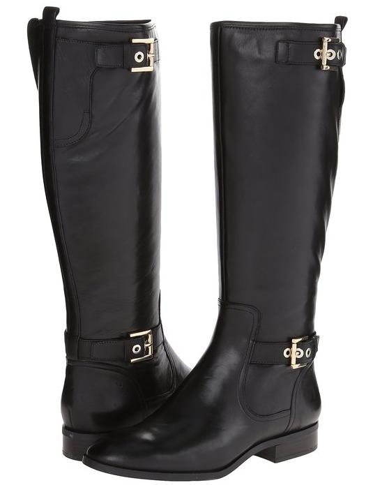 Nine West Women's Bringit Riding Boot