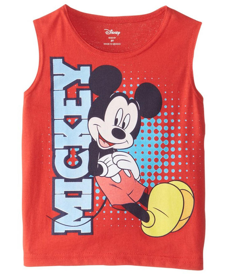 From $3 Up to 70% Off Disney Little Boys' Clothing @ Amazon