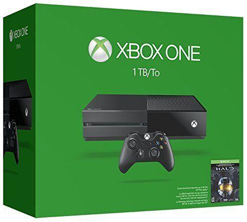 $360 Microsoft Xbox One Halo: The Master Chief Collection 1TB Bundle