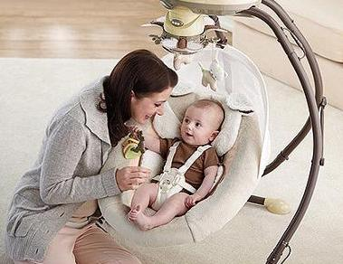 Fisher Price Cradle 'n Swing - My Little Snugapuppy