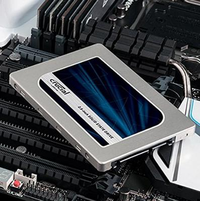 $169.99 Crucial MX200 500GB SATA 2.5 Inch Internal Solid State Drive - CT500MX200SSD1