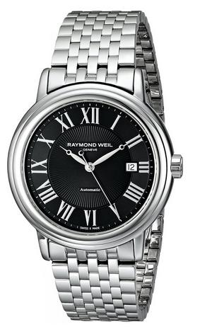 "$638.8 Raymond Weil Men's 2847-ST-00209 ""Maestro"" Stainless Steel Automatic Watch"