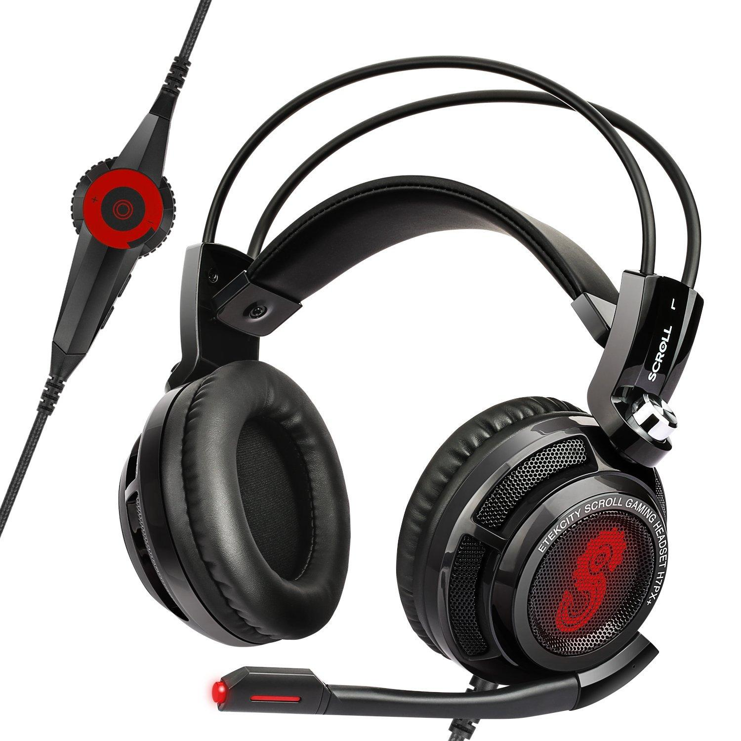 Etekcity Scroll Gaming Headset (H7PX+)