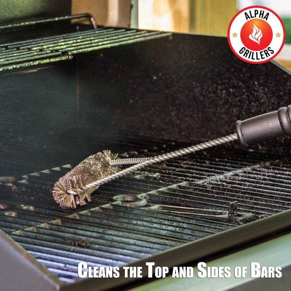 $5.98 Alpha Grillers BBQ Grill Brush