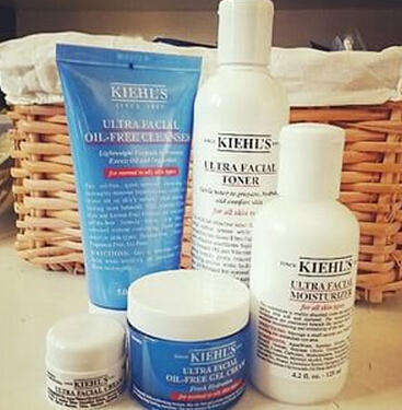 Free 5 Deluxe Samples  with $65 Ultra Facial Collections Purchase@ Kiehl's