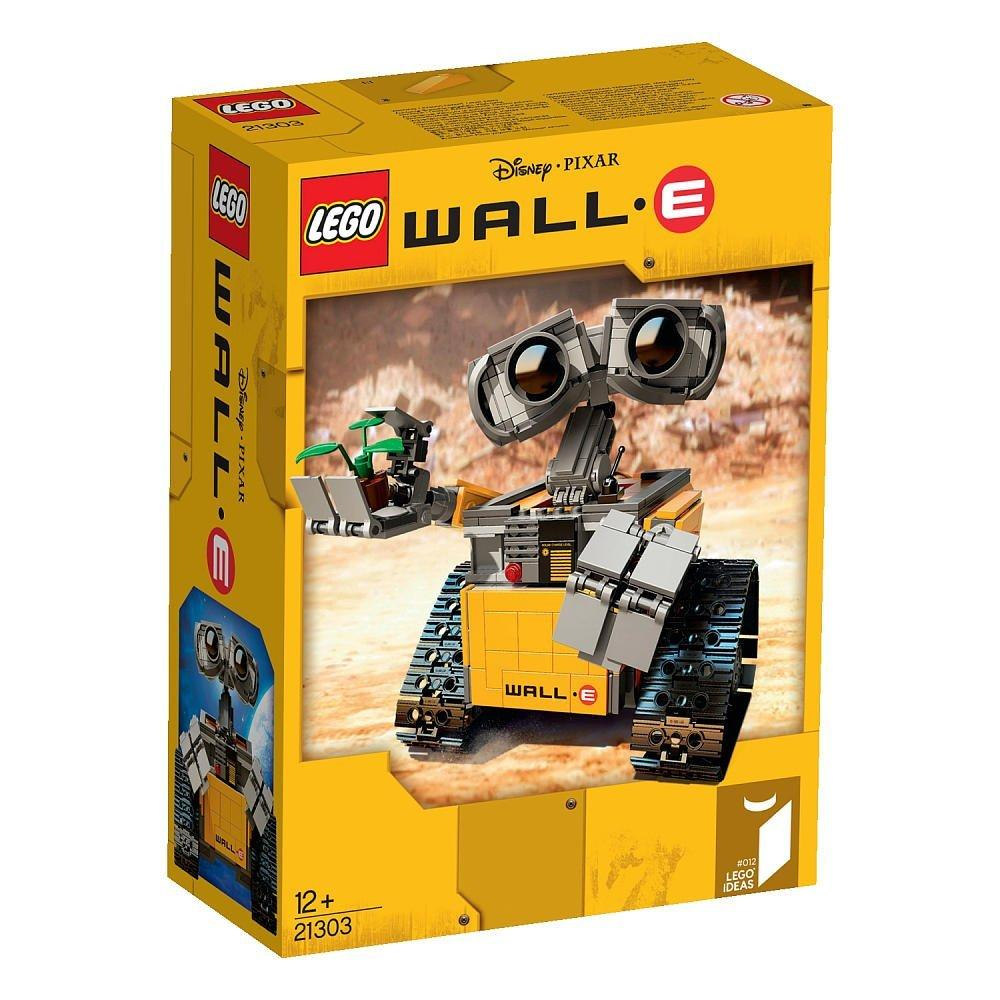 $59.99 LEGO Ideas WALL E 21303 Building Kit