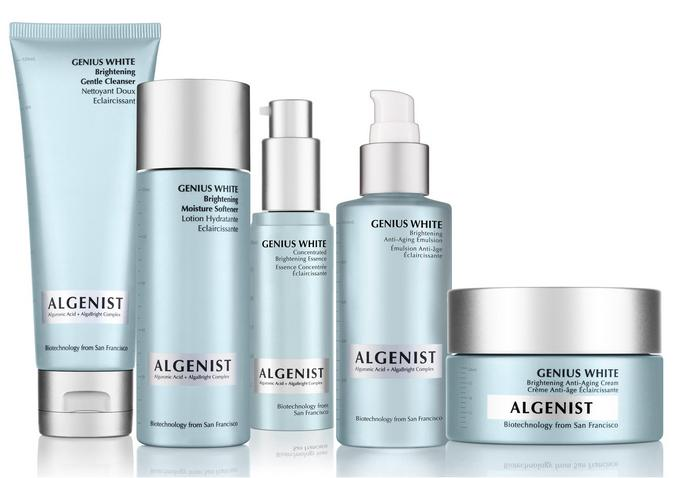 15% Off All Genius White Products @ algenist