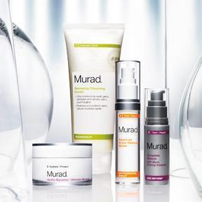 Free Mother's Day Gift Set ($54 value) With Any $125 Purchase @ Murad Skin Care