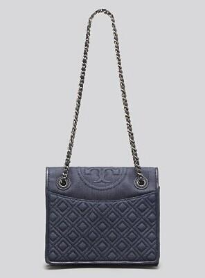 Tory Burch Shoulder Bag - Fleming Medium @ Bloomingdales