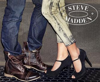 Up to 68% Off Steve Madden Men's Oxford Shoes On Sale @ 6PM.com
