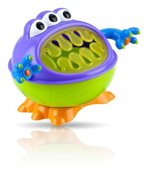 Nuby 3-D Snack Keeper, Monster @ Amazon