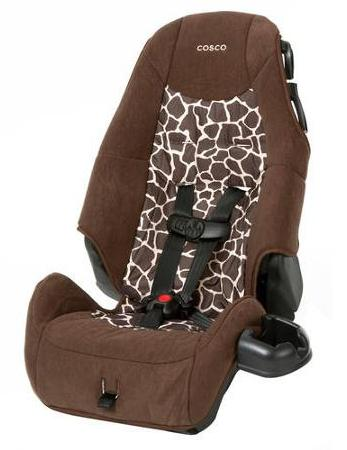 Cosco High-Back Booster Car Seat