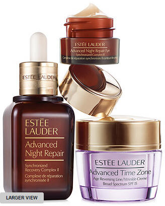 $65 + Free 4-pcs Luxury Gift + Free Shipping Estée Lauder Anti-Wrinkle Collection
