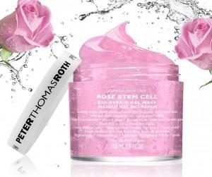 Free Rose Gel Mask 1.7oz & Rose Clutch with Ultra-Lite Oil Free Moisturizer Purchase at Peter Thomas Roth, Dealmoon Exlcusive