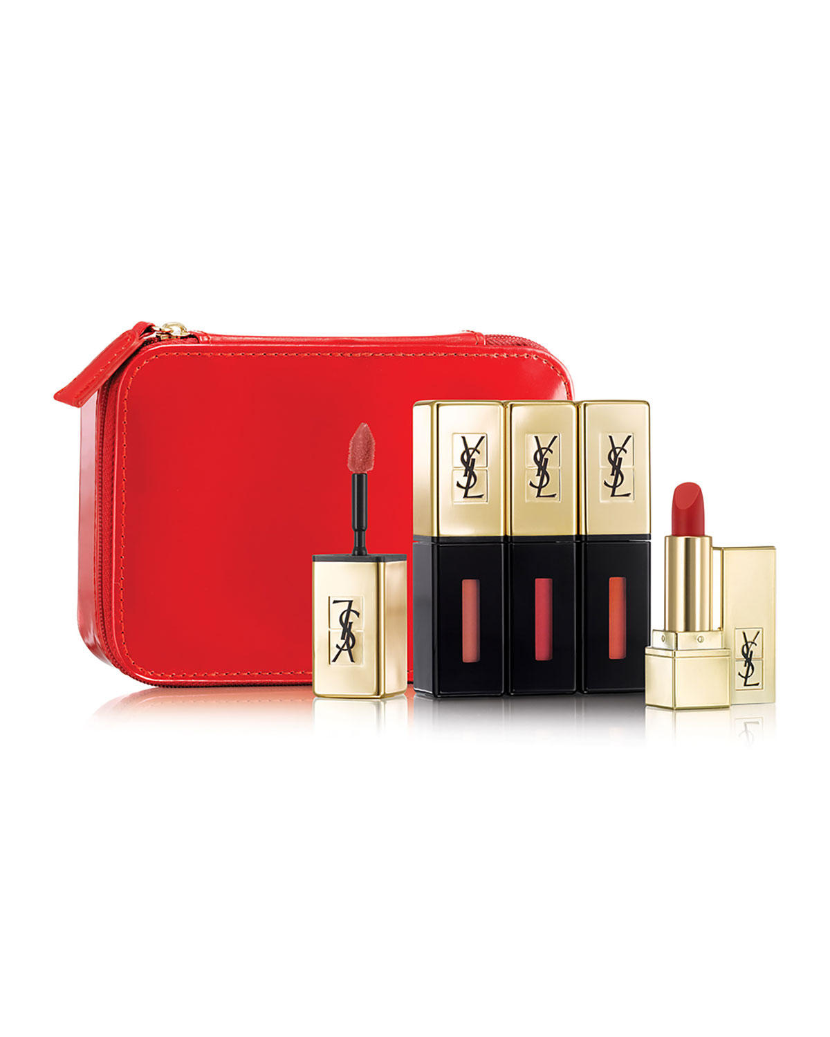 New Release YSL launched New NM Exclusive Glossy Stain Set