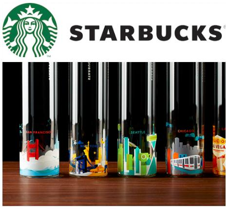 Extra 5% Off New You Are Here Collection Water Bottle @ Starbucks