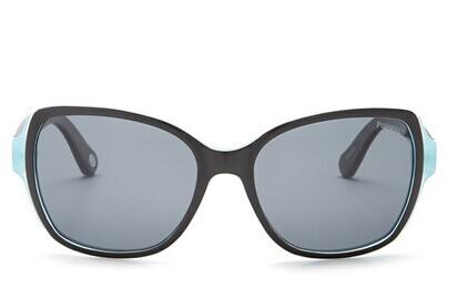 Fossil Women's Oversized Polarized Sunglasses @ Nordstrom Rack