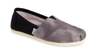 TOMS 'Classic Washed' Women's Slip-On