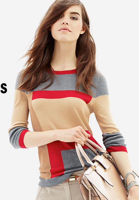 BOGO Free Tops and Sweaters @ The Limited