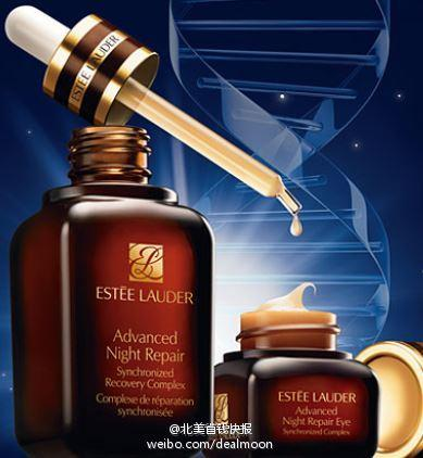 Free 8-pcs Luxury Gift with $35 Estée Lauder ANR Collection + More Gifts @ macys.com