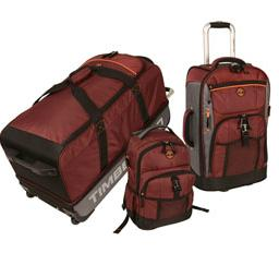 Timberland Hampton Falls 3 Piece Luggage Set