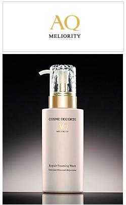10% Off + Delivery from Japan Cosme Decorte Meliority Repair Wash