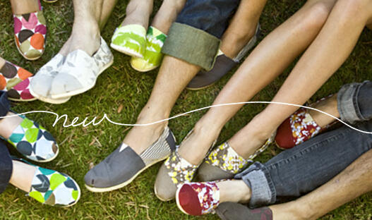 Up to 45% Off TOMS @ CUSP by Neiman Marcus