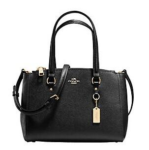 COACH  Stanton Leather Small Carryall @ Lord & Taylor