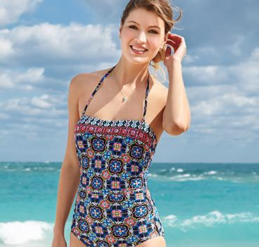 Up to 75% Off End of Season Swim Suit Blowout @ Bon-Ton