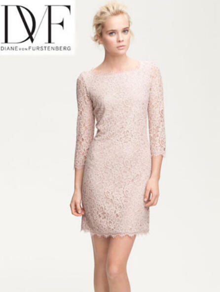 Up to $200 Off with Regular-priced Diane von Furstenberg Lace Dresses Purchase @ Neiman Marcus