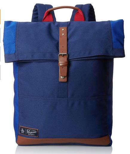 Original Penguin Men's Roll-Top Backpack