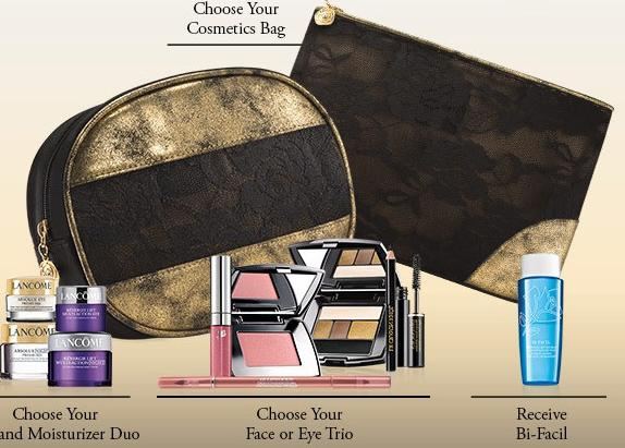 Free 7-piece Gift Set with any $39.50 Lancome Purchase @ Von Maur