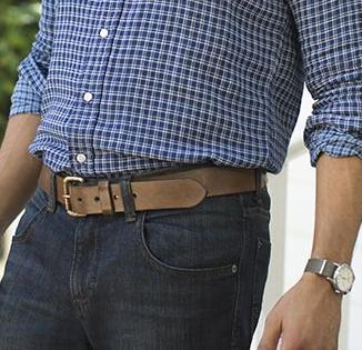 From $2.98!  Great Deals for men's belts @Amazon