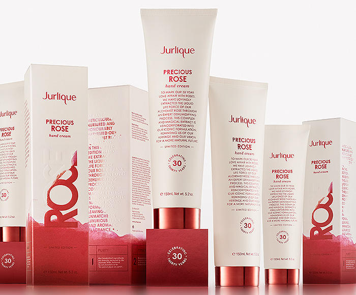 New Release Jurlique launched New Precious Rose Hand Cream