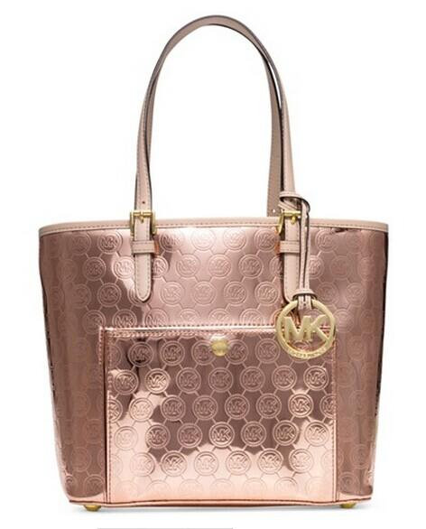 MICHAEL Michael Kors Jet Set Item Medium Snap Pocket Tote @ macys.com
