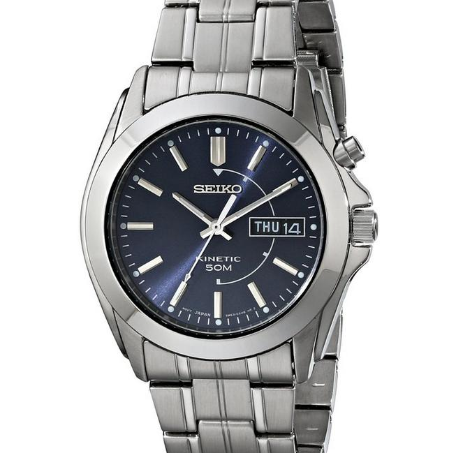 Take an Extra 25% Off Seiko men's Watches