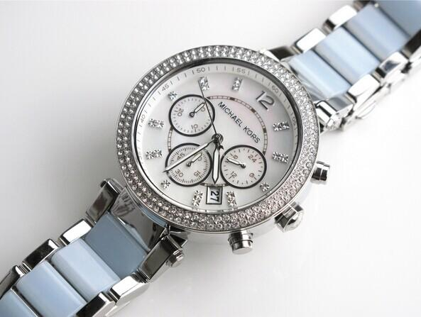 Michael Kors 'Parker' Chronograph Watch, 39mm @ Nordstrom