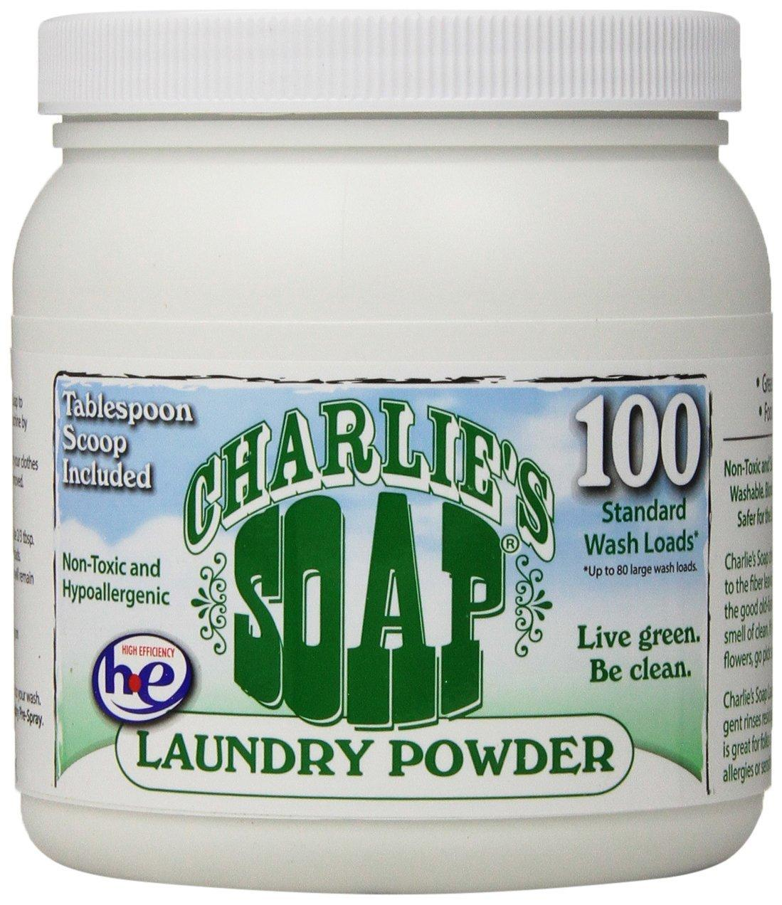 Charlie's Soap
