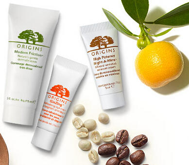 Free Mega Mushroom Sample Pack + 3 Minis with $40 Purchase @ Origins
