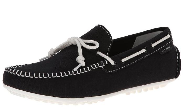 Cole Haan Men's Grant Escape Fabric Slip-On Loafer