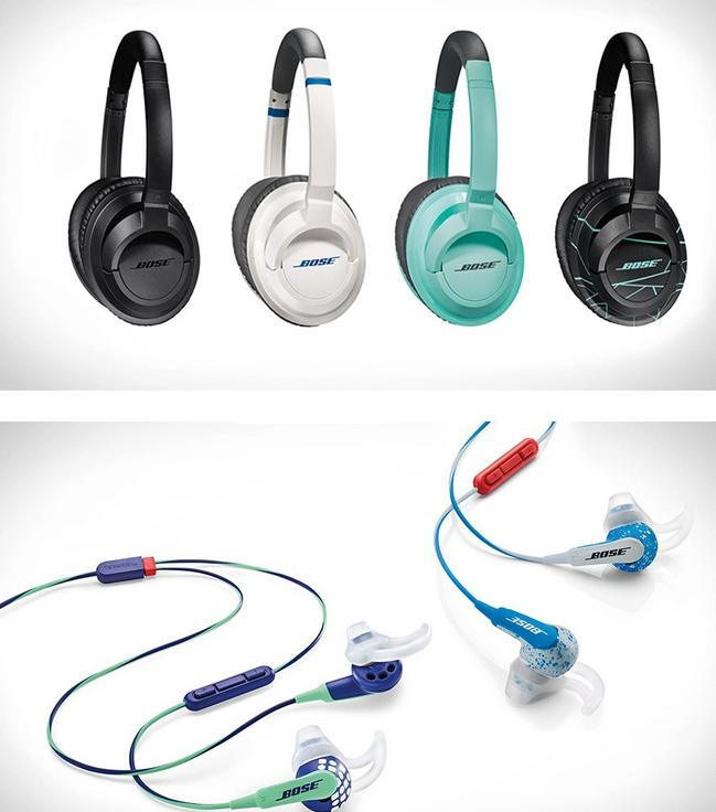 50% off Select Bose Soundtrue On-Ear and In Ear Headphones