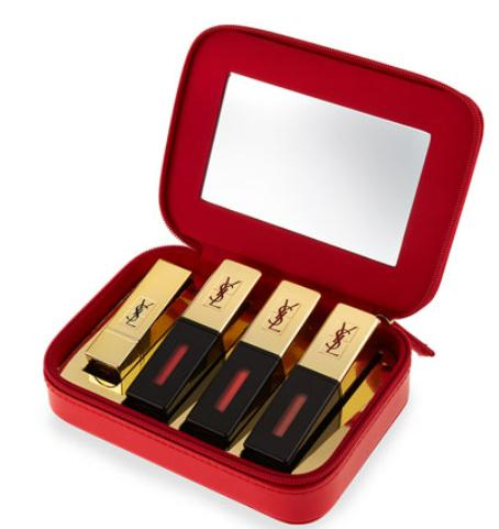 $75 Yves Saint Laurent Beaute	 NM Exclusive Glossy Stain Set @ Neiman Marcus