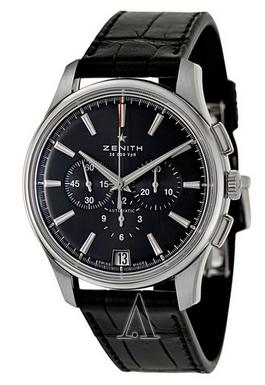Zenith Men's Captain Chronograph Watch 03-2110-400-22-C493 (Dealmoon Exclusive)