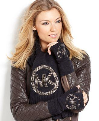 Up to 65% Off  Michael Michael Kors Women's Scrafs On Sale @ 6PM.com